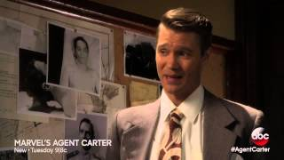 The Hunt For Stark Continues - Marvel's Agent Carter Season 1, Ep. 3 - Clip 2