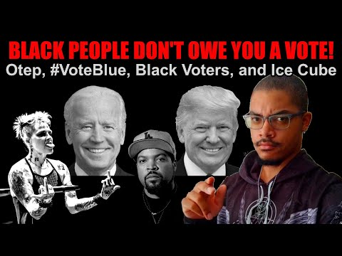 Otep & Ice Cube: Nobody Is Entitled To The Black Vote
