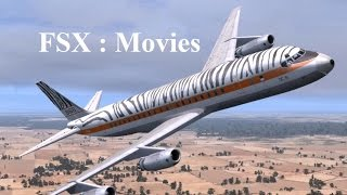 Download Video FSX : African Safari Dc-8 MP3 3GP MP4