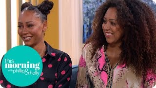 Mel B and Her Sister Danielle on Ending Their 10 Year Feud | This Morning