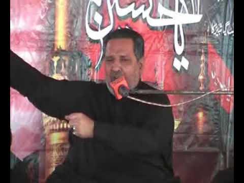 Zakir Sayed Gada Hussain Shah - AT - { RADHAN VILLAGE } -- { 13 -- Safar } -- 3-11-2017