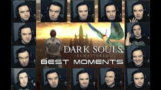 СТРАДАНИЯ БЛЭКА +18 ● Dark Souls REMASTERED
