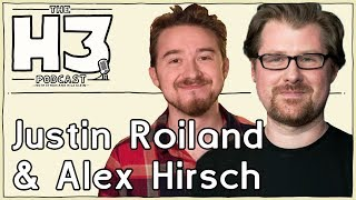 H3 Podcast #99 - Justin Roiland & Alex Hirsch Charity Special 2018