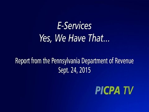 How To Use The Pennsylvania Department Of Revenue's Website