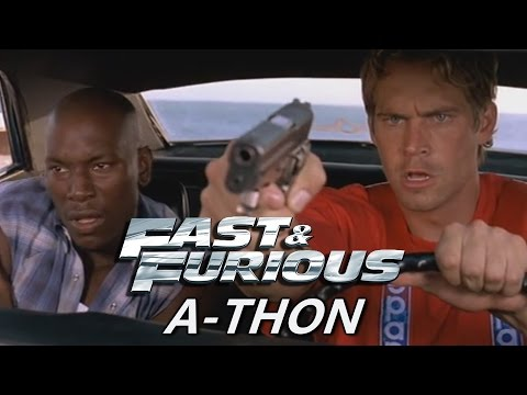 2 Fast 2 Furious (2003) REVIEW - FAST & FURIOUS-A-THON