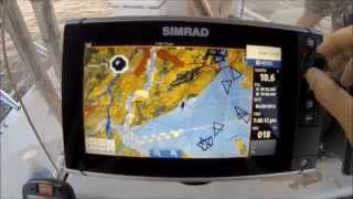 SIMRAD NSS Evo2- STRUCTURE SCAN DOWN/ SIDE +CHIRP SONAR + BROADBAND SONAR all in one! !TeamOldSchool