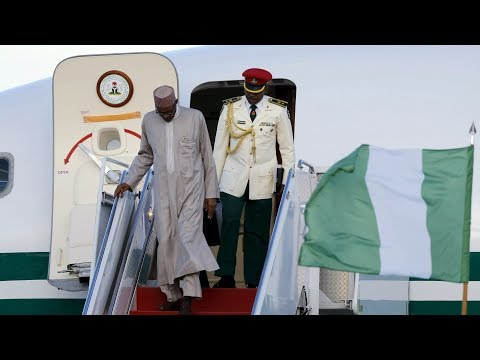 Buhari to depart Nigeria on Tuesday, October 24, for crucial foreign trip