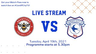 MATCHDAY LIVE | BRENTFORD vs CARDIFF CITY
