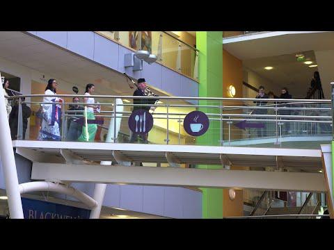 University of Bradford - International Video