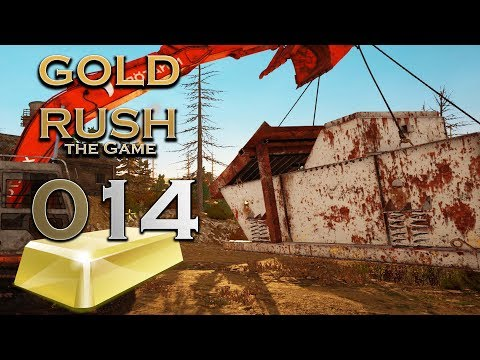 Transport Bagger 💲 [014] Let's Play Gold Rush: The Game