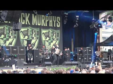 Dropkick Murphys - The state of Massachusetts, Stockholm 26.6 2012
