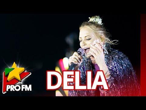 DELIA - Fata lu' tata | LIVE @ ProFM ONTOP 2018