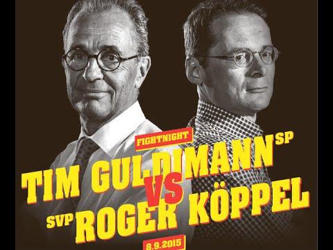 FightNight - Köppel vs. Guldimann