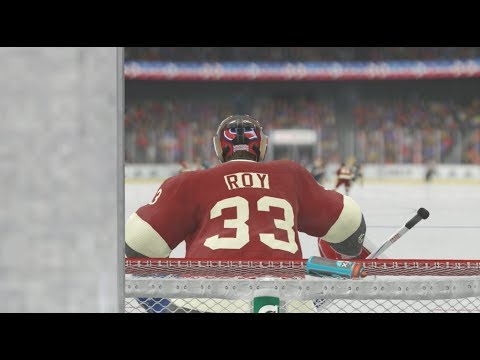 NHL 19: Eastern Conference vs Western Conference Legends | 3rd Period