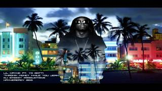 Lil Wayne - Throwin Money ---NEW 2010--- DJ STEEZY