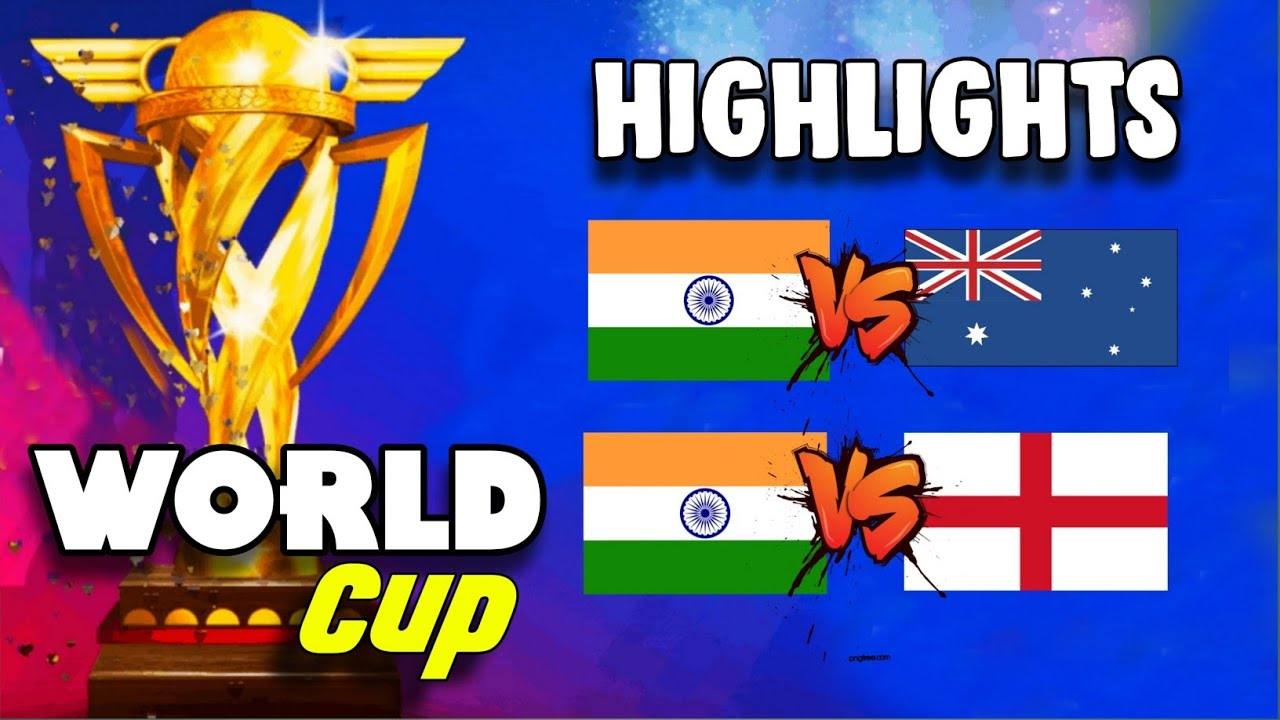 🔥 WCC3 World Cup Match Highlights !! IND Vs Aus , Ind Vs Eng ,