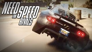 Best Physics | Hennessey Venom GT | Need for Speed Rivals LIVE #7
