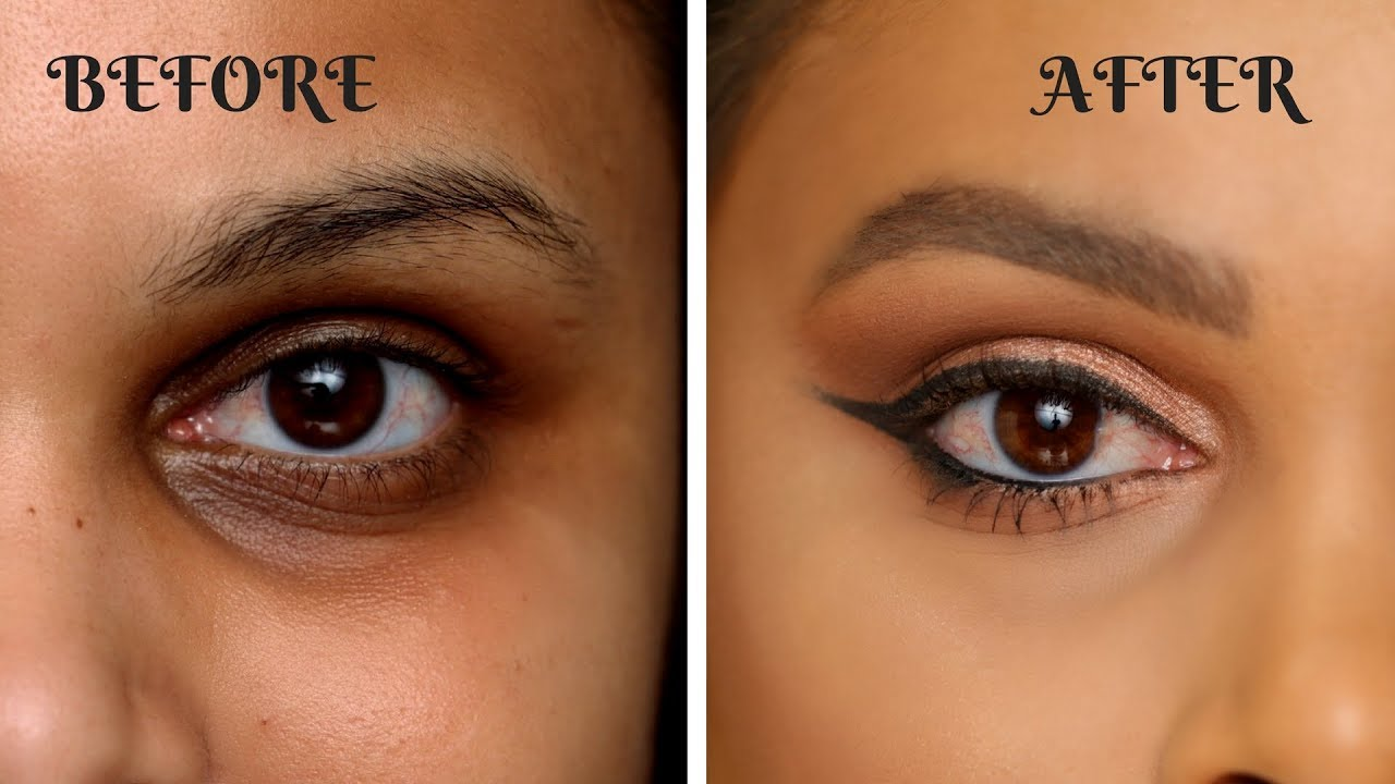 How To Cover Dark Circles And Pigmentation Indian Tan Skin