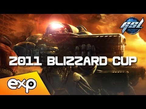 2011 Blizzard Cup Grand Finals Set 7 - Starcraft 2