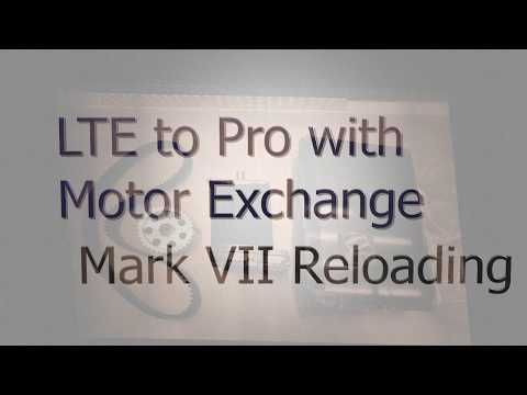Mark 7 1050 LTE to Pro Upgrade with motor exchange