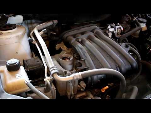 Замена масла в коробке передач ниссан кашкай 1 6 механика
