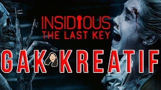 Insidious  4 The Last Key Review Indonesia