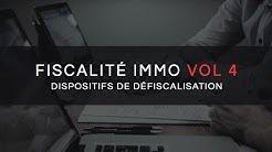 FISCALITE IMMO VOL 4: LES DISPOSITIFS DE DEFISCALISATION ( ANAH, PINEL, BOUVARD, DENORMANDIE, ...)