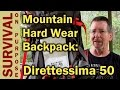 Mountain Hardwear Diretissima 50 Backpack Review