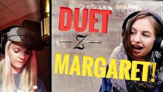 ŚPIEWAM Z MARGARET ⁉️ | Byle Jak - Magda Bereda & Margaret