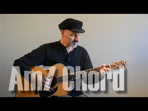 Am7 Chord - Guitar Lesson - YouTube