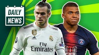 Mbappé will nicht zu Real! Bale soll trotzdem gehen! Seoane sagt Hertha ab! Kevin Mbabu zum VfL!