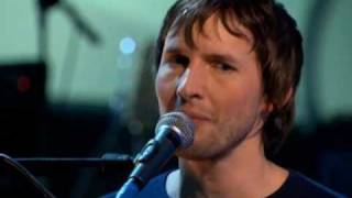 James Blunt - Goodbye My lover [Live]