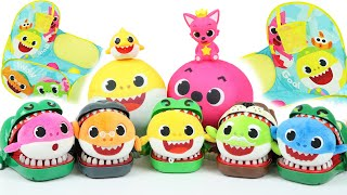 Baby Shark Family Pinkfong toy…