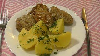Нежнейшее жареное мясо на сковороде в вкуснейшем маринаде!