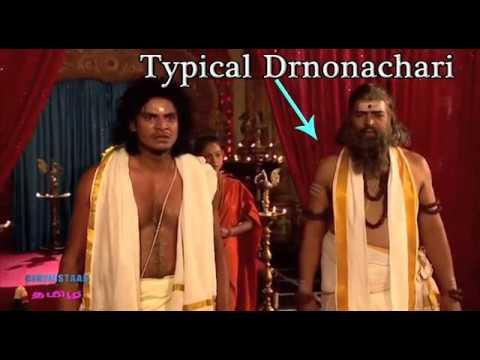 Dronachari - The Key To Ancient Tamil Culture (Mahabarath 9)