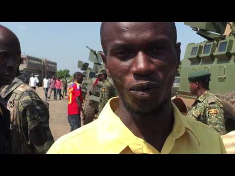 South Sudan Ugandans Return Home Kayira