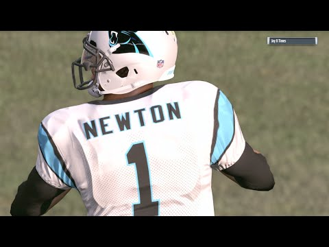 CRAZIEST COMEBACK EVER! SUPER BOWL 50 REMATCH Panthers vs Broncos! Madden 17 Online Gameplay