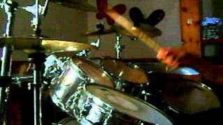 Deep Purple - Highball Shooter (Drum Cover)