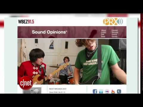 Tech Minute: Radio podcasts help with music discovery