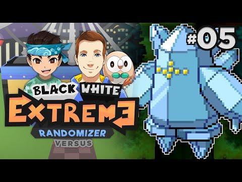 CRIT MATTERED?! - Pokémon Black & White EXTREME Randomizer Nuzlocke Versus w/ Patterrz! Episode #05