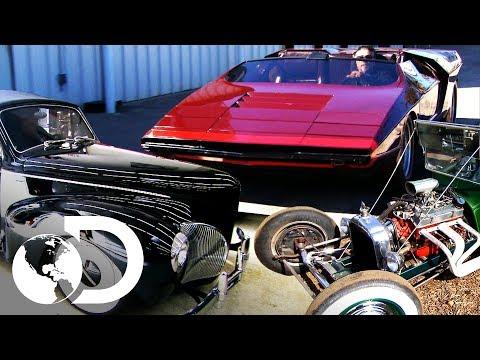 Los autos clásicos de El dúo mecánico | El dúo mecánico | Discovery Latinoamérica