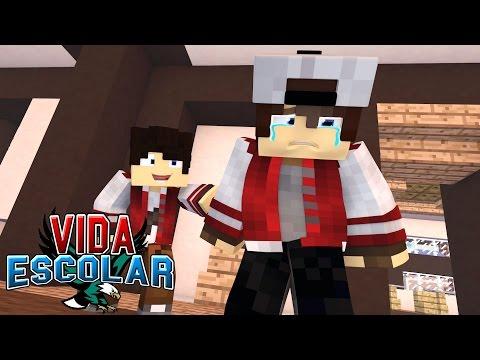 Minecraft: BULLYING NÃO!! #23 (VIDA ESCOLAR )