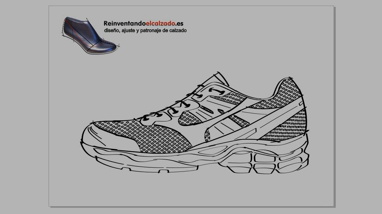 Tipos de calzado deportivo y sus características