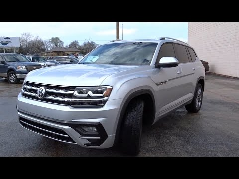 2018 Volkswagen Atlas Longview, Tyler, Marshall, Carthage, TX, Shreveport, LA JC557841