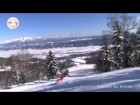 Hokkaido Powder Belt 'Furano Ski Resort'