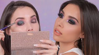 SPARKLY AF SMOKEY EYE | DRAKE APPROVED MAKEUP