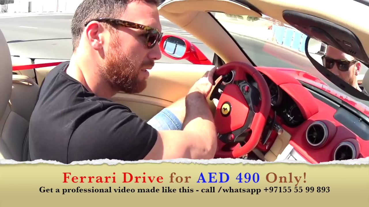 Limouae Com Ferrari Rental In Dubai From Aed 490 Only Whatsapp 97154 477 1907 Youtube