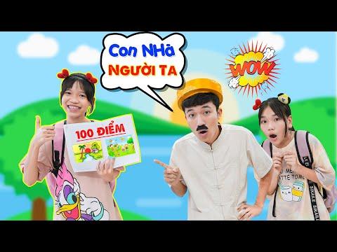 Con Nhà Người Ta ♥ Min Min TV Minh Khoa | Thông tin phim Võ Thuật 1