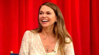 Sutton Foster Talks Sex Scenes