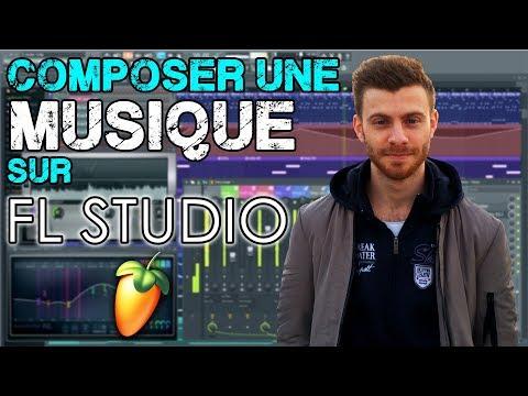 Tuto FL Studio - COMMENT FAIRE UNE MUSIQUE